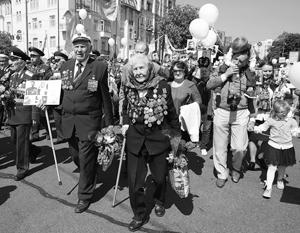 Одесса вступилась за праздник Победы.