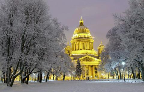 Исаакиевский собор в Санкт-Петербурге снова станет храмом, а не музеем! Это правильно?