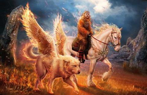 Славянский тотемный гороскоп животных по годам