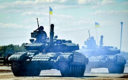 Киев отложил взятие Донбасса…