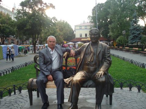Борис Привезенцев