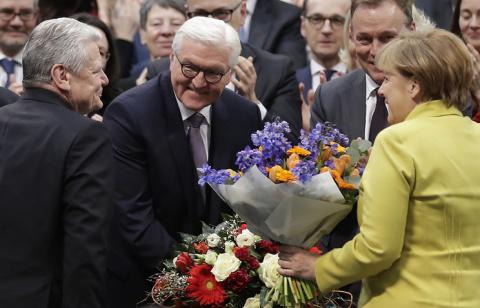 Штайнмайер избран 12-м прези…