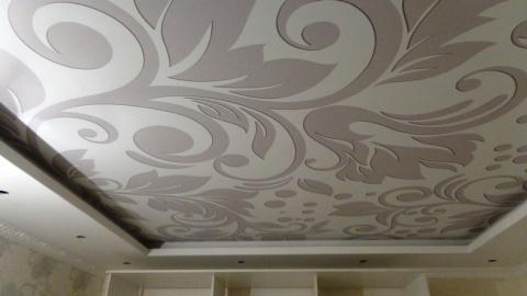 Тканевый потолок: сравниваем…