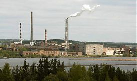 В Карелии кредитор букомбината ОАО «Кондопога» потребовал остановить комбинат
