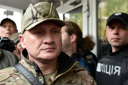Глава Организации украинских националистов задержан в Киеве