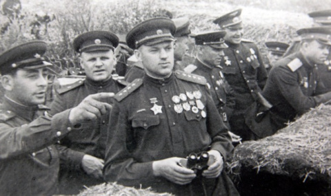 Солдатский маршал.