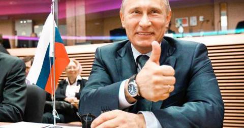 Россия ставит целую серию ре…