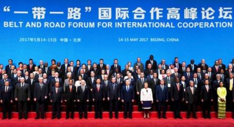 Индия бойкотировала форум «Один пояс — один путь» в Китае