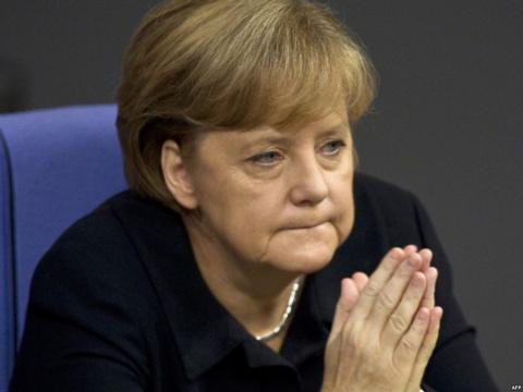 На Западе предложили Меркель уйти