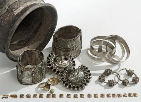 Древние славяне - археологич…