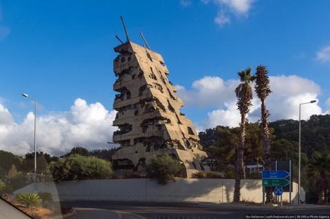 Танковый монумент «Надежда н…