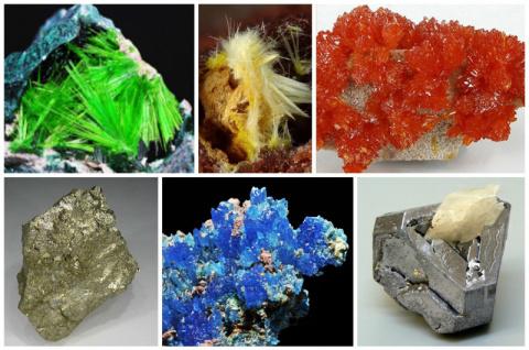 Смертельно опасные камни и минералы (18 фото)