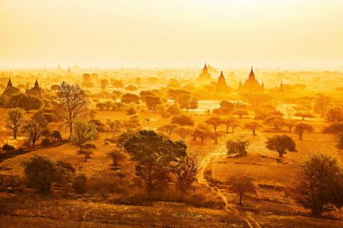 Виды на рассвет: гид по Мьянме