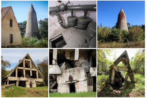 Вюнсдорф - город бункеров