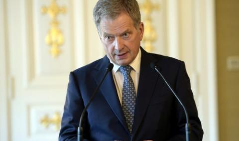 Президент Финляндии связал безопасность страны с диалогом с Москвой