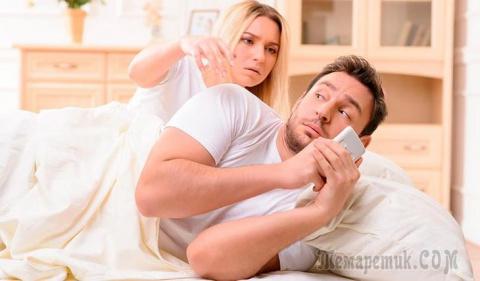 Признаки и причины женской ревности