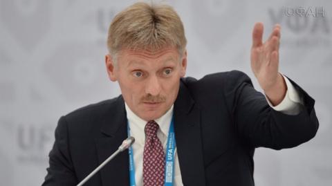 Кремль отреагировал на слухи…