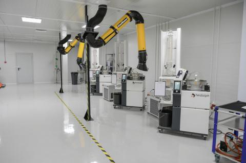 В Татарстане запущено производство нанокомпозитных покрытий