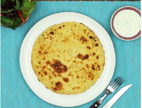 Картофельные лепешки с ветчиной и сыром, будут долгожданным блюдом на вашем столе!