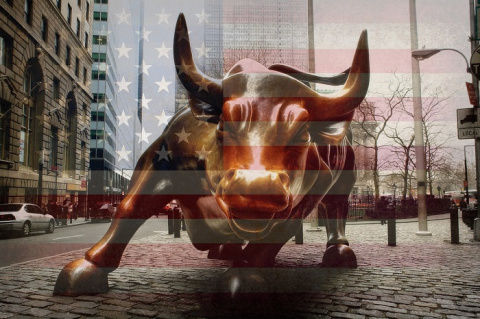 Биржи США на краю пропасти: …
