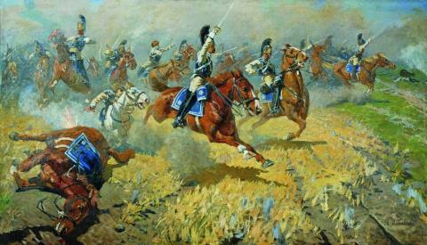 МВИ в начале XIX века