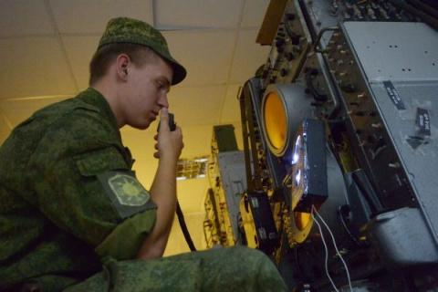 Подразделения ПВО, занятые на обороне Москвы, подняли по тревоге