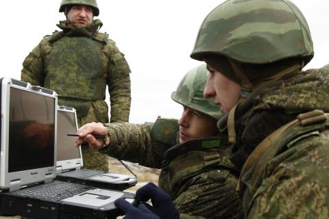 На Ставрополье военные связи…
