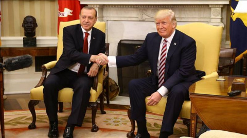 Эрдоган уговаривал Трампа от…