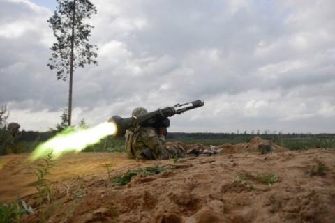 Глава Генштаба ВСУ сообщил, когда США поставят Украине комплексы Javelin