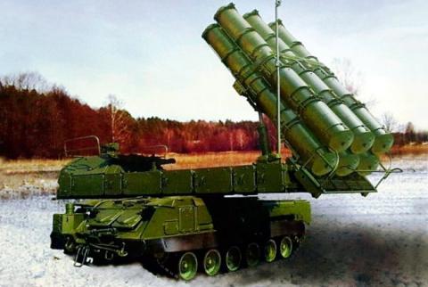 На вооружение войскам РФ нач…
