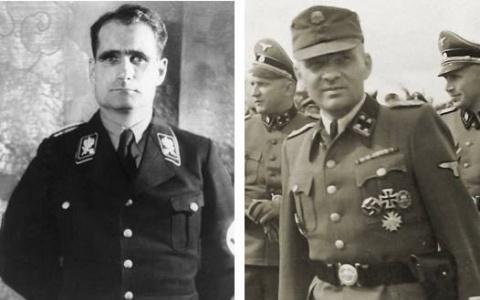 Нацистские преступники Рудол…