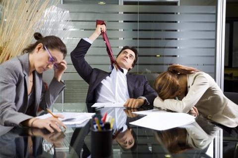Кризис в бизнесе и в головах