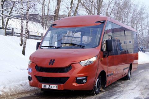 Скоро премьера новых автобусов «Неман»!