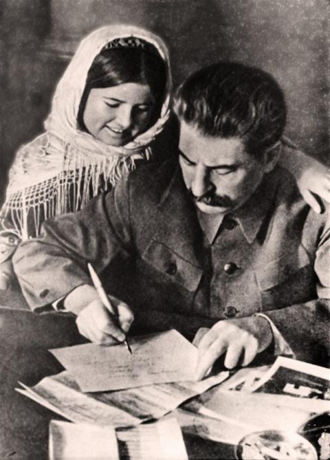 Сталин не ушел в прошлое, Ст…