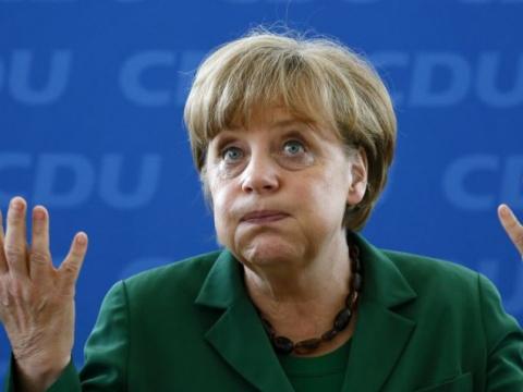 Меркель вынудили признать, что «Северный поток-2» может навредить Украине