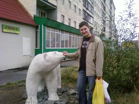 Дмитрий Лапин (личноефото)