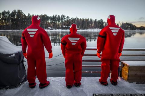Зачем русским нужно ехать в Финляндию?