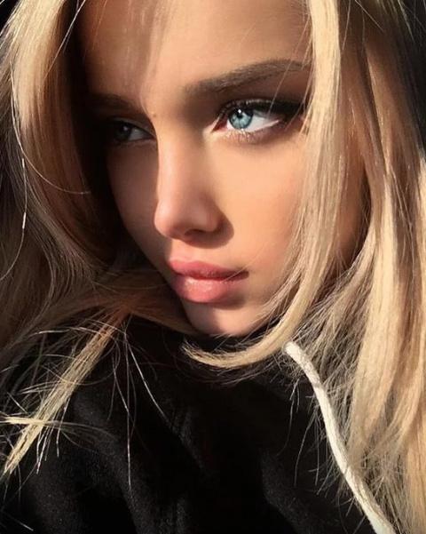 Красивые девушки из просторов интернета 2