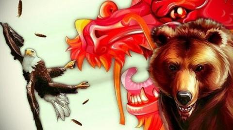 Россия и Китай договорились о превентивном ударе по Европе и США. По оценкам будет 70 миллионов погибших за 6 часов