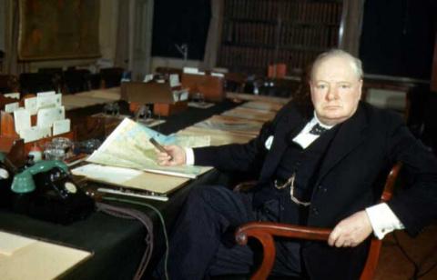 ЭТО СКАЗАЛ... Уинстон Леонард Спенсер-Черчилль