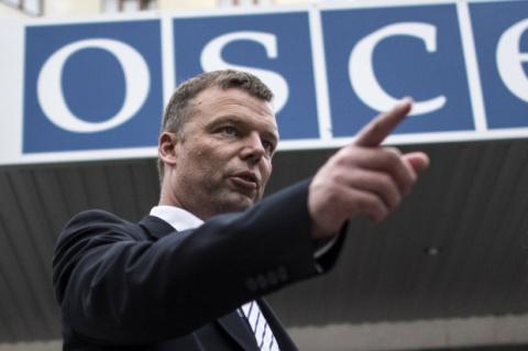 ОБСЕ - подстилка США: миссия…