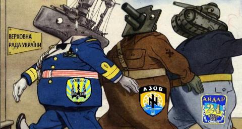 В Москве обсудили, как уничтожить все карательные батальоны Украины