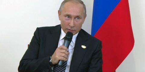"""""""Фиг им!"""": Путин прокомментировал возможность отмены контрсанкций- эти """"контрсанкции"""" - не контрсанкции, а контрмеры!!!"""
