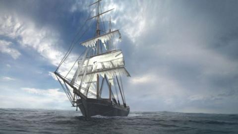 Корабль-призрак «Мария Небесная»