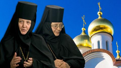 Монастырь - это спецназ церкви