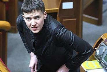 Савченко заткнула рот нацисту Берёзе: Захарченко весь мир знает, а ты кто такой?