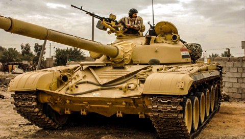 Битва за Дамаск: сирийцы зас…