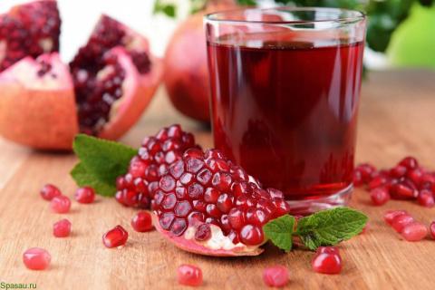 Гранатовый чай – витаминный …