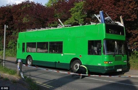 Пособие как сделать кабриолет из автобуса