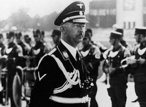 Зачем Генрих Гиммлер создал СС